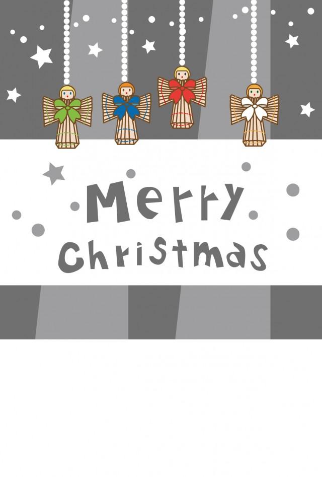 クリスマスカード…